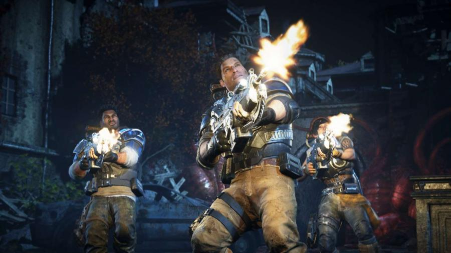 Gears of War 4 - Xbox One Código de Descarga Screenshot 2