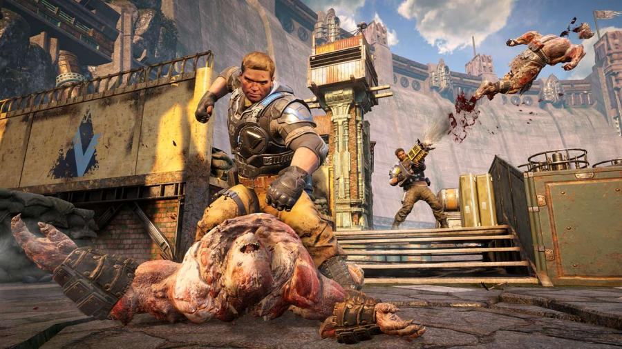 Gears of War 4 - Xbox One Código de Descarga Screenshot 4