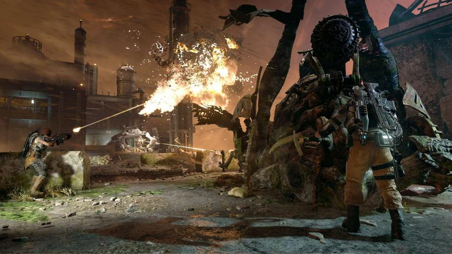 Gears of War 4 - Xbox One Código de Descarga Screenshot 5