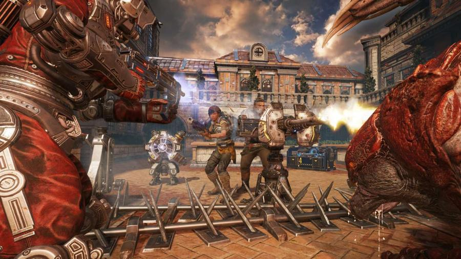 Gears of War 4 - Xbox One Código de Descarga Screenshot 3