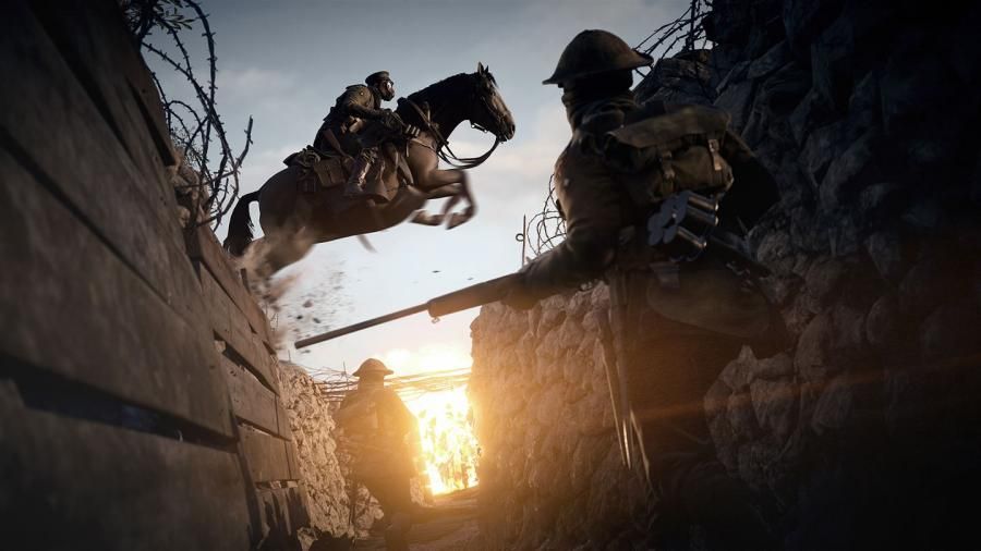 Battlefield 1 - Xbox One Código de Descarga Screenshot 4