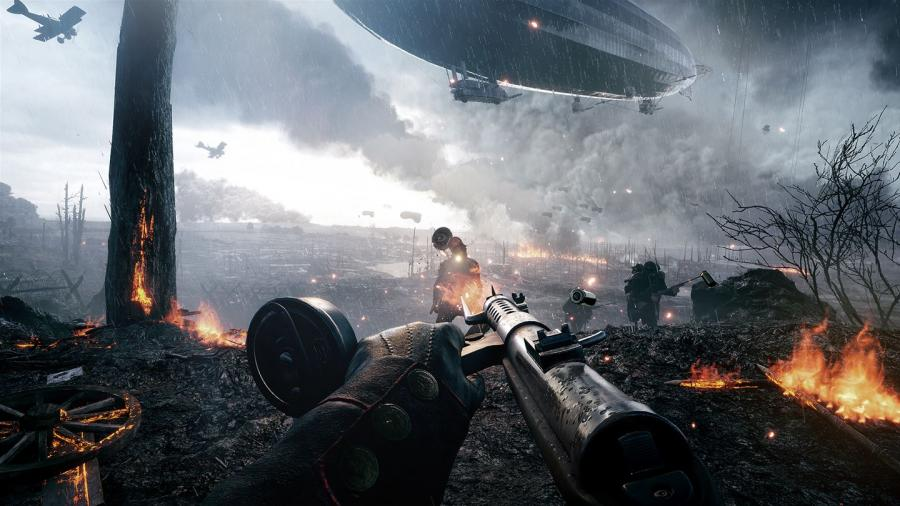 Battlefield 1 - Xbox One Código de Descarga Screenshot 1