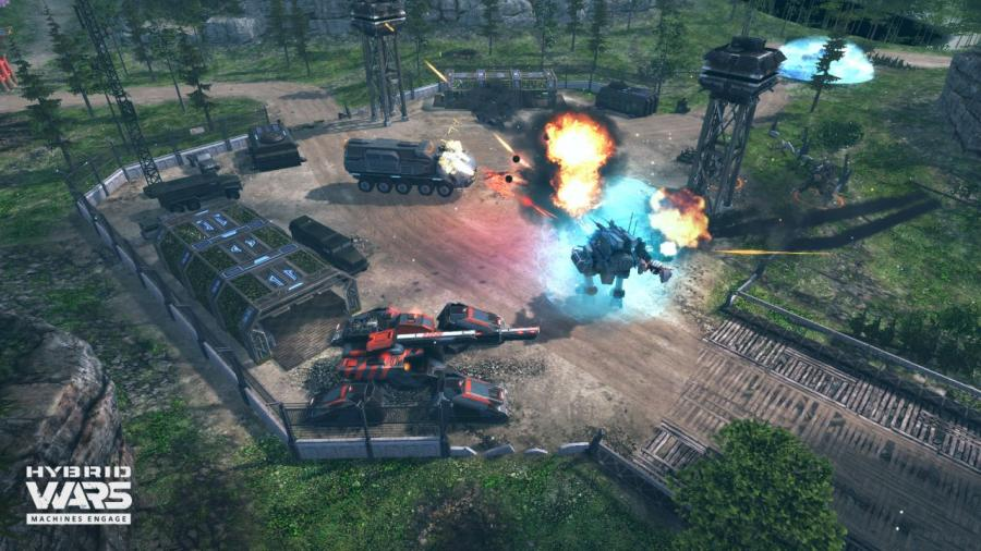 Hybrid Wars - Season Pass Screenshot 7
