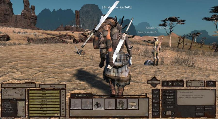 Kenshi - Steam Gift Key Screenshot 4