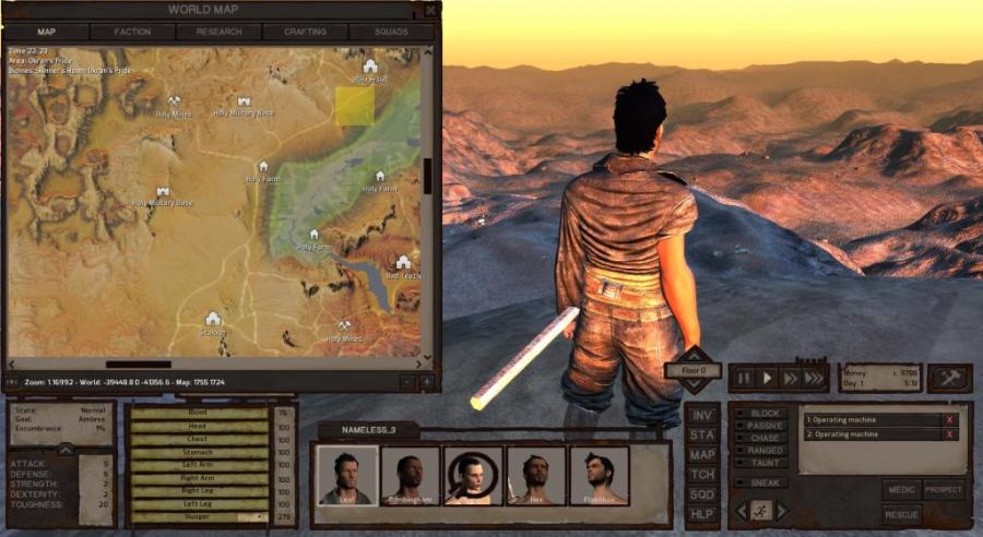 Kenshi - Steam Gift Key Screenshot 1