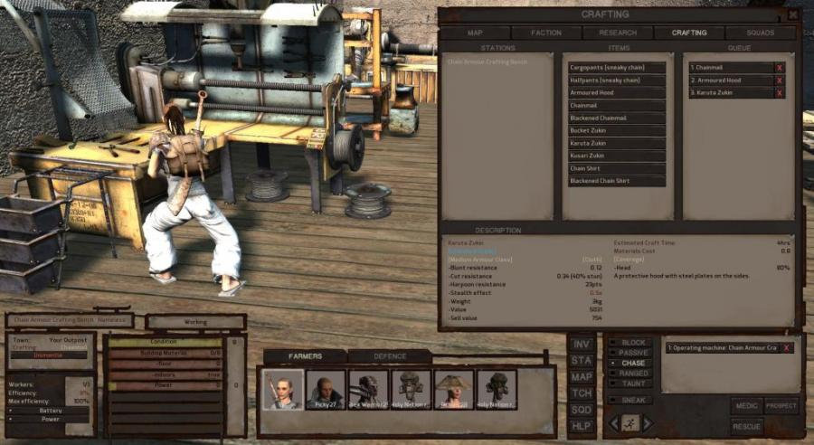 Kenshi - Steam Gift Key Screenshot 8