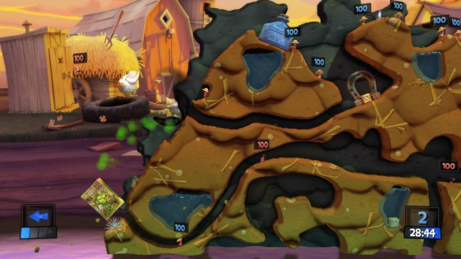 Worms Revolution - Steam Gift Key Screenshot 1