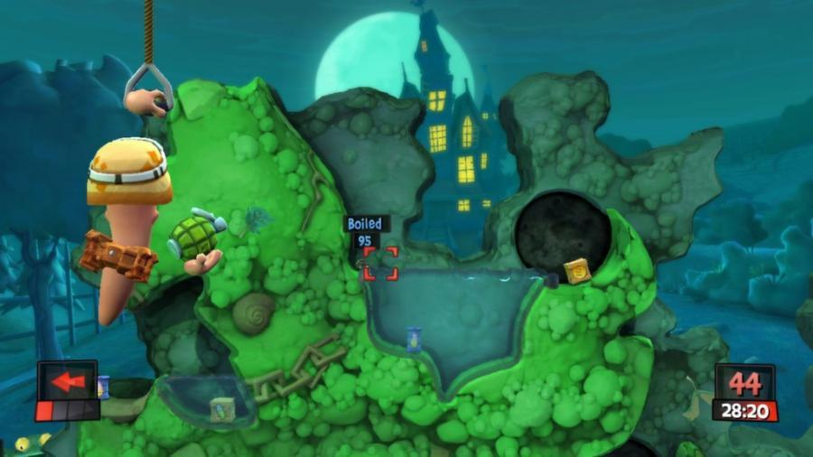Worms Revolution - Steam Gift Key Screenshot 3