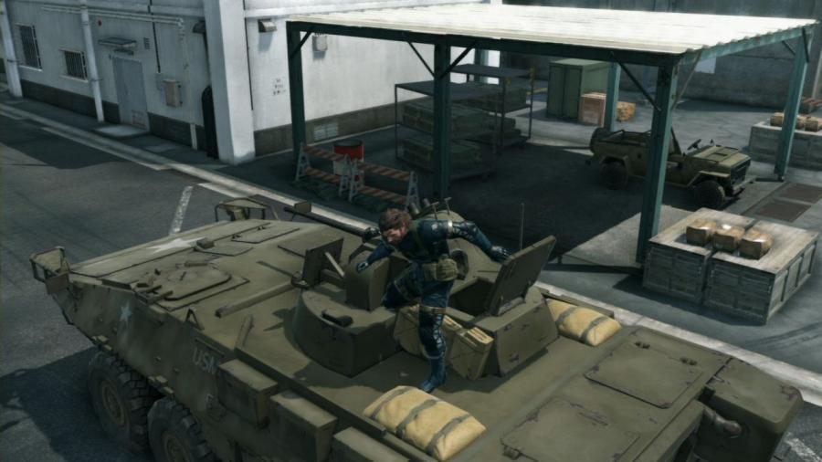 Metal Gear Solid V - The Definitive Experience Screenshot 8