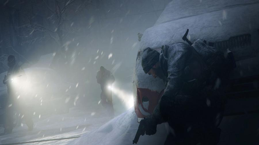 The Division - Survival DLC Screenshot 1