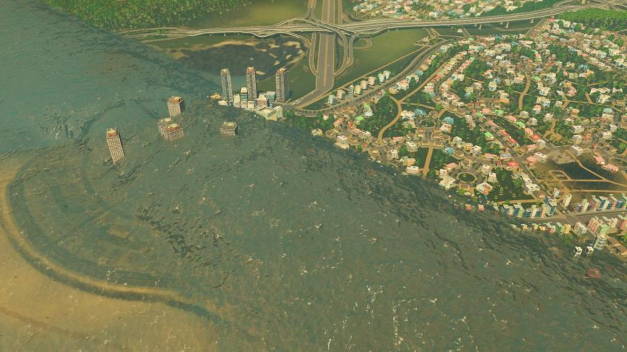 Cities Skylines - Natural Disasters (Expansion) Screenshot 8