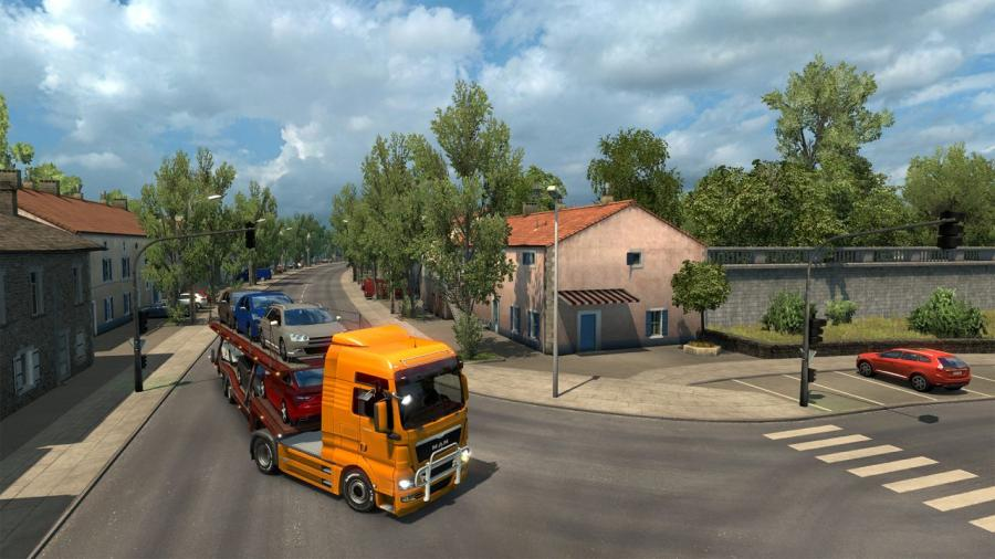 Euro Truck Simulator 2 - Vive la France Screenshot 9