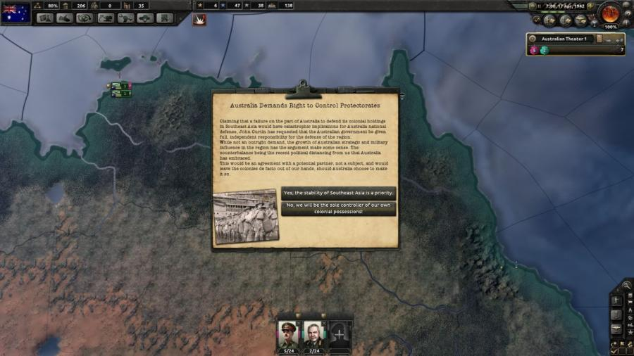 Hearts of Iron IV - Together for Victory (Expansion) Screenshot 7
