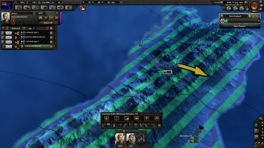 Hearts of Iron IV - Together for Victory (Expansion) Screenshot 5