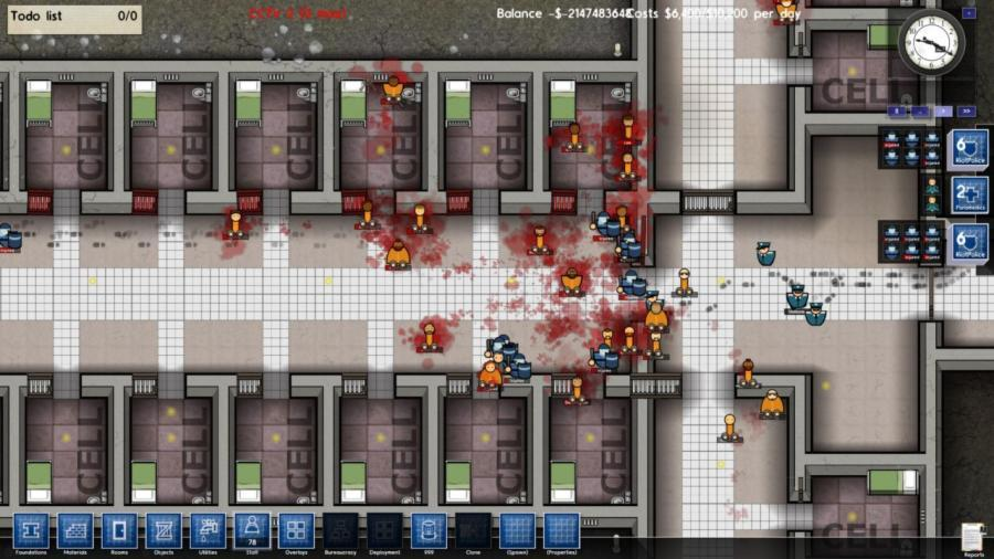 Prison Architect Screenshot 1