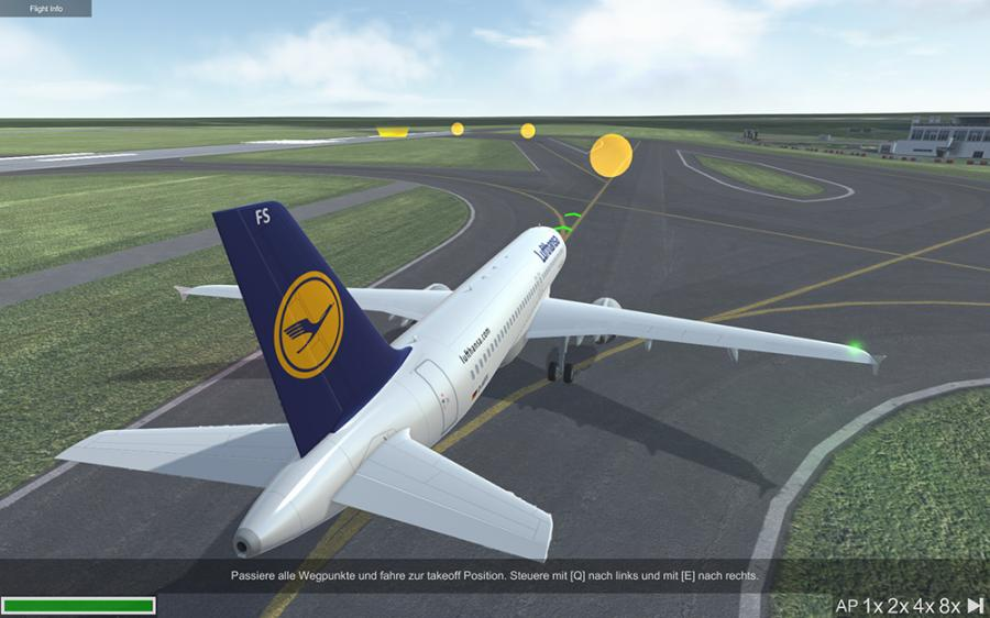 A320 Simulator - Ready for Take off Screenshot 8