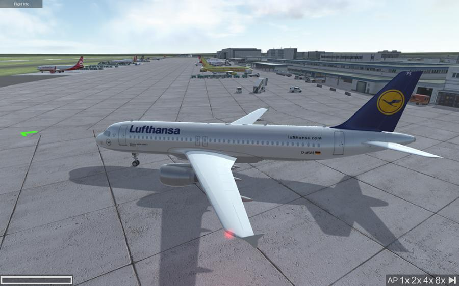 A320 Simulator - Ready for Take off Screenshot 5