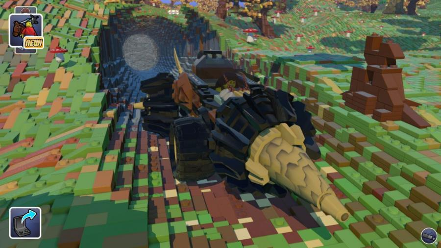 LEGO Worlds Screenshot 1