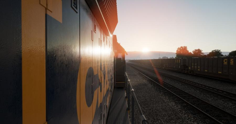 Train Sim World - CSX Heavy Haul Screenshot 5