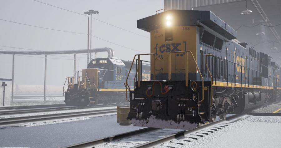 Train Sim World - CSX Heavy Haul Screenshot 1