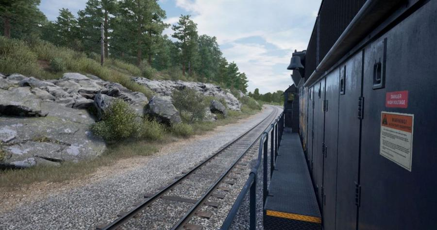 Train Sim World - CSX Heavy Haul Screenshot 3