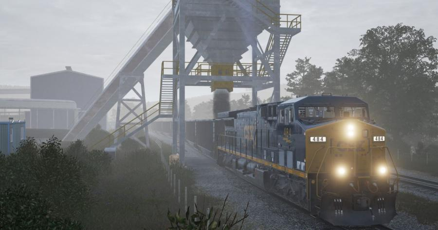 Train Sim World - CSX Heavy Haul Screenshot 4