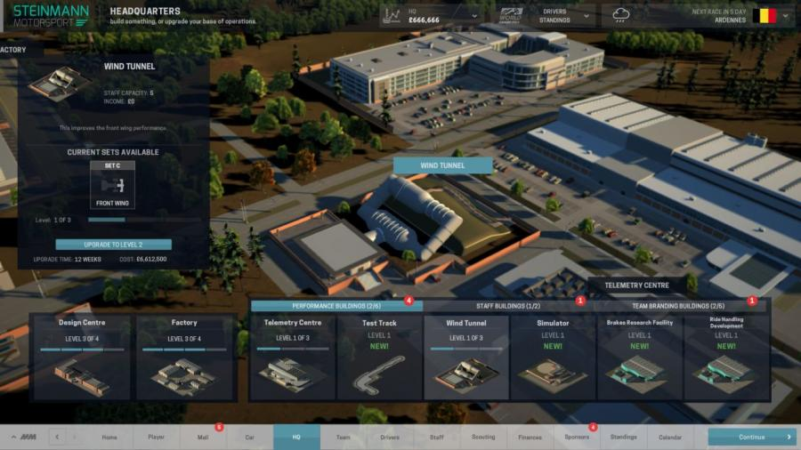 Motorsport Manager Screenshot 4
