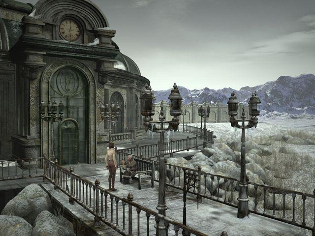 Syberia Screenshot 1