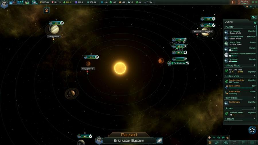 Stellaris - Utopia DLC Screenshot 2
