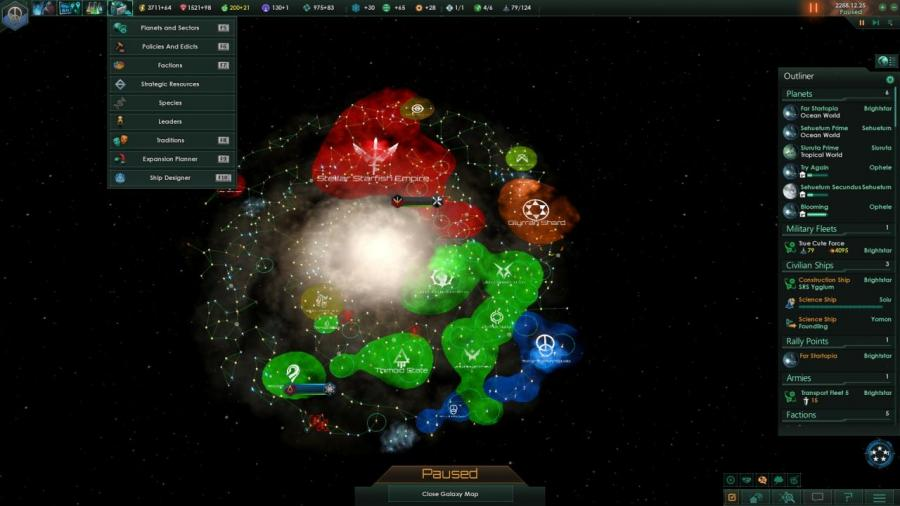 Stellaris - Utopia DLC Screenshot 6