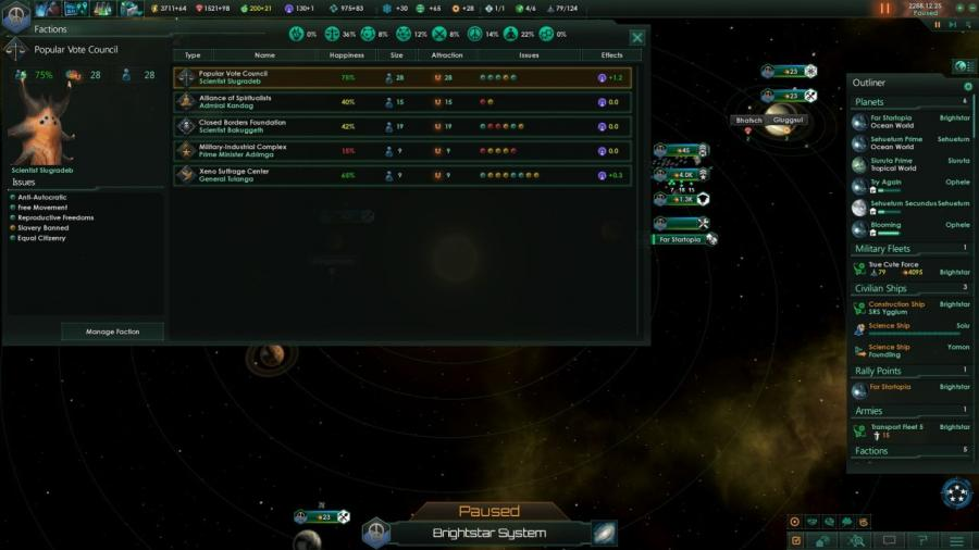 Stellaris - Utopia DLC Screenshot 4