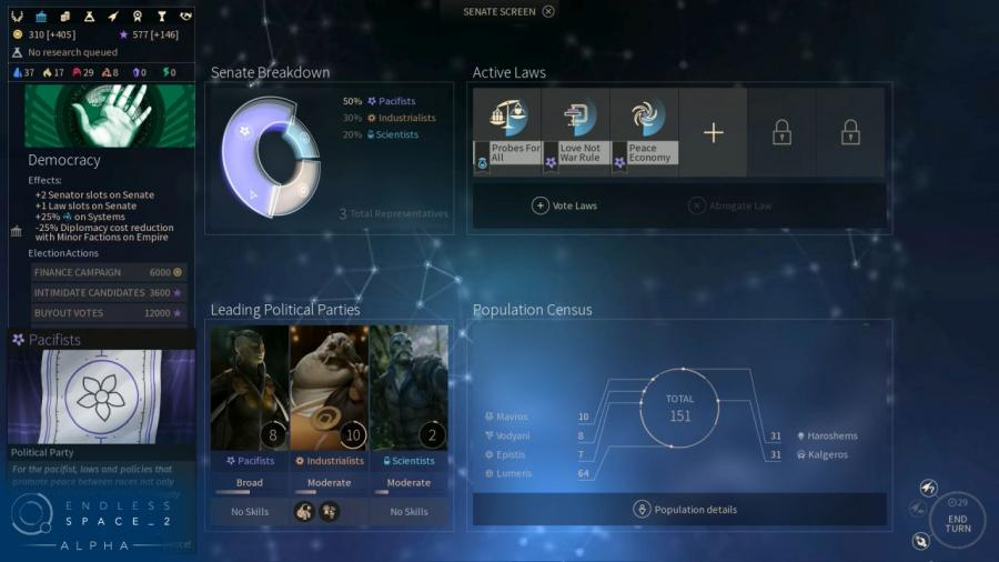 Endless Space 2 Screenshot 4