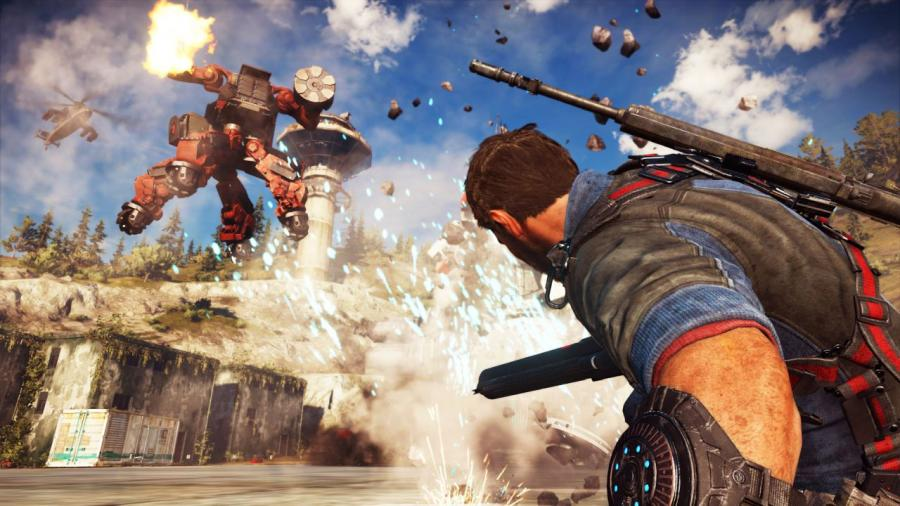 Just Cause 3 - Air, Land & Sea Expansion Pass (DLC) Screenshot 6