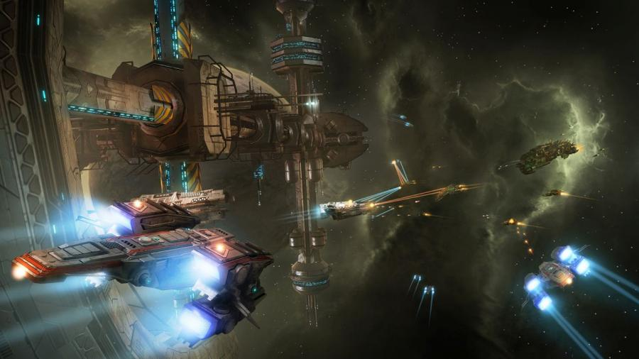 Starpoint Gemini Warlords Screenshot 1