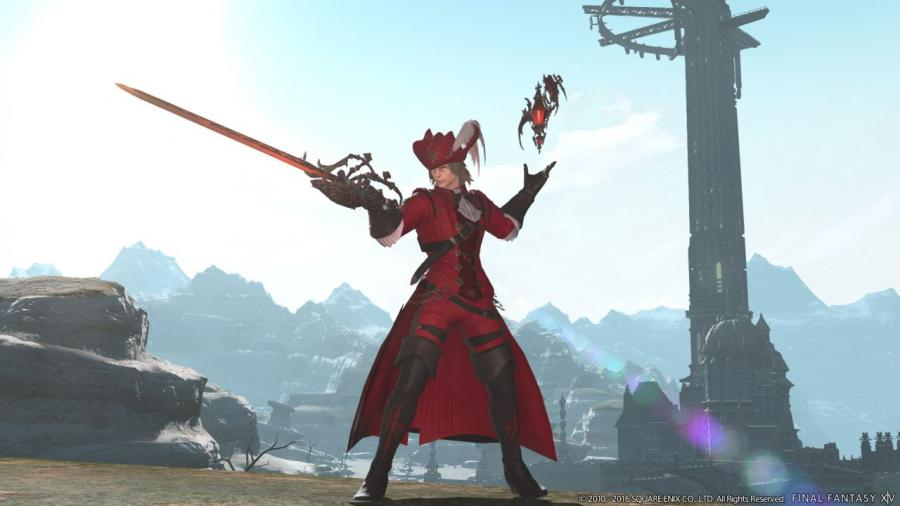 Final Fantasy XIV - Stormblood (Expansion) Screenshot 2