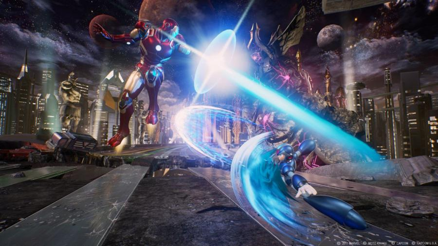 Marvel vs Capcom Infinite Screenshot 6