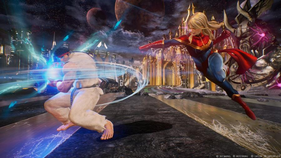 Marvel vs Capcom Infinite Screenshot 5