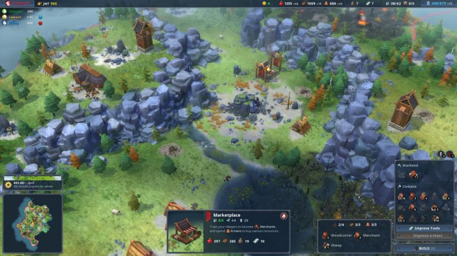 Northgard Screenshot 3