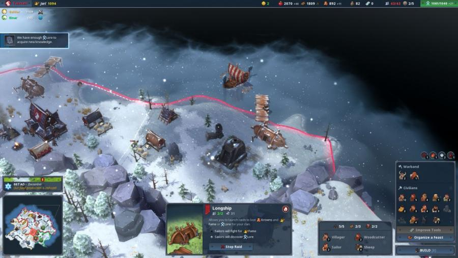 Northgard Screenshot 2