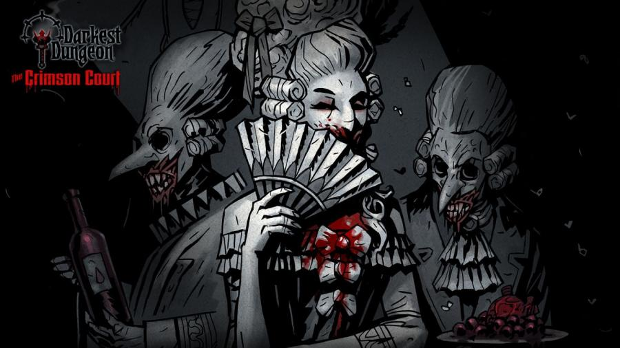 Darkest Dungeon - The Crimson Court (DLC) Screenshot 8