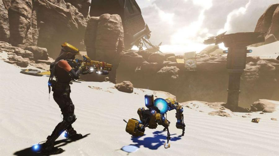 ReCore (Xbox One / Windows 10) Screenshot 6