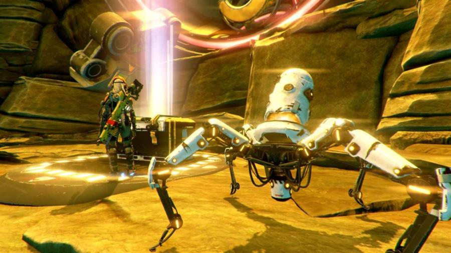 ReCore (Xbox One / Windows 10) Screenshot 8