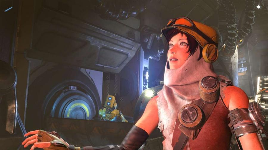 ReCore (Xbox One / Windows 10) Screenshot 1
