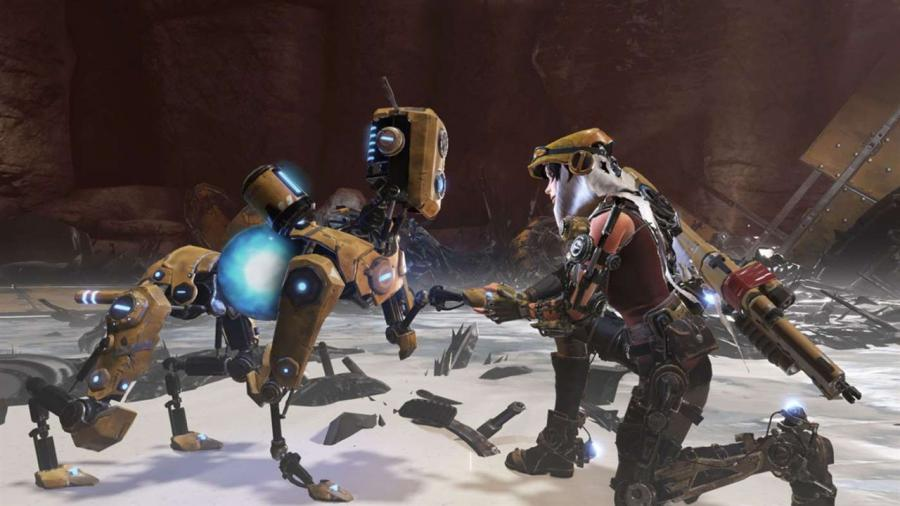 ReCore (Xbox One / Windows 10) Screenshot 2