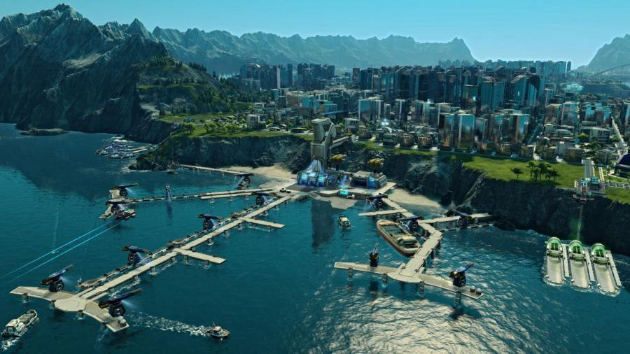 Anno 2205 - Ultimate Edition Screenshot 3