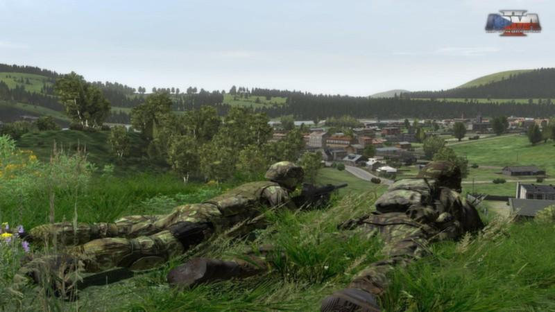 Arma 2 - Army of the Czech Republic (DLC) Screenshot 6
