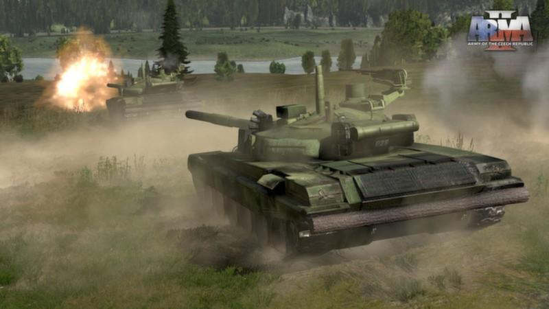 Arma 2 - Army of the Czech Republic (DLC) Screenshot 4