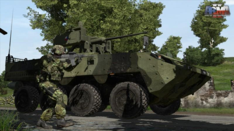 Arma 2 - Army of the Czech Republic (DLC) Screenshot 1