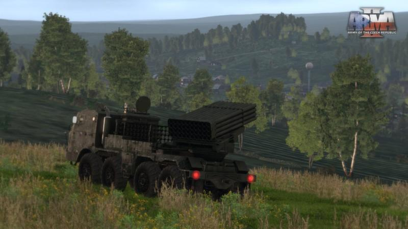 Arma 2 - Army of the Czech Republic (DLC) Screenshot 7
