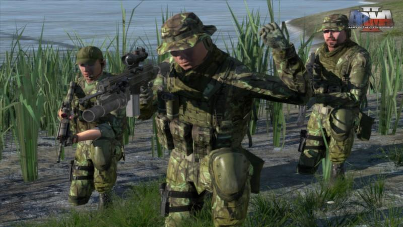 Arma 2 - Army of the Czech Republic (DLC) Screenshot 2